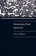 Book Elementary Fluid Dynamics by D. J. Acheson