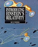 Book Introducing Einsteins Relativity by Ray dInverno