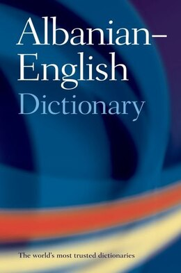 Book Oxford Albanian-English Dictionary by Leonard Newmark