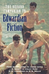 Book The Oxford Companion to Edwardian Fiction by Sandra Kemp