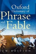 Book Oxford Dictionary of Phrase and Fable by Elizabeth Knowles