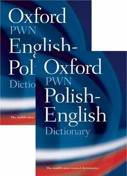Book Oxford-PWN Polish-English English-Polish Dictionary: Two-volume set by Oxford