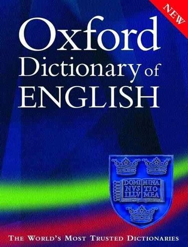 Oxford Dictionary of English by Catherine Soanes