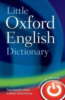 Book Little Oxford English Dictionary by Oxford