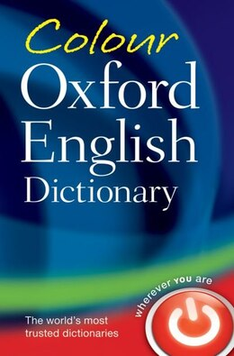 Book Colour Oxford English Dictionary by Oxford