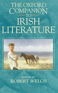 Book The Oxford Companion to Irish Literature by Bruce Stewart