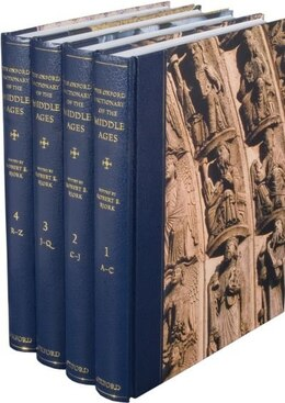 Book The Oxford Dictionary of the Middle Ages by Robert E. Bjork
