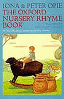 Book The Oxford Nursery Rhyme Book by Iona and Peter Opie