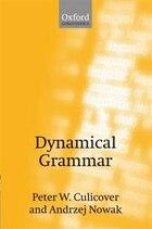 Dynamical Grammar