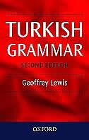 Book Turkish Grammar by G. L. Lewis