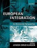 Book European Integration: An Economic Perspective by Jorgen Drud Hansen