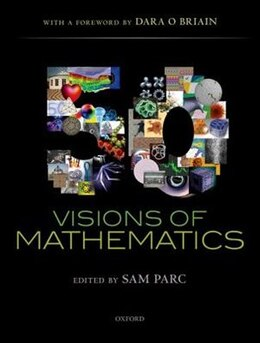 Book 50 Visions of Mathematics by Sam Parc
