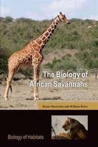 Book The Biology of African Savannahs by Bryan Shorrocks