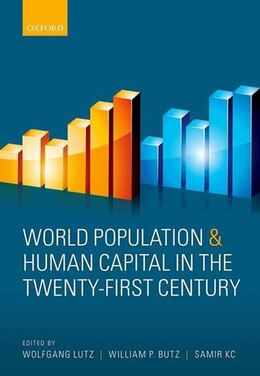 Book World Population and Human Capital in the Twenty-First Century by Wolfgang Lutz