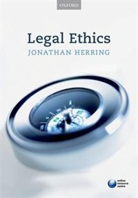 Book Legal Ethics by Jonathan Herring