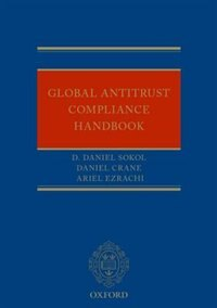 Book Global Antitrust and Compliance Handbook by D. Daniel Sokol