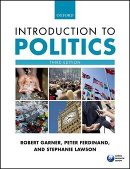 Book Introduction to Politics by Robert Garner