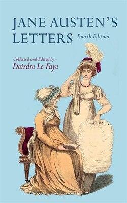Book Jane Austens Letters by Deirdre Le Faye