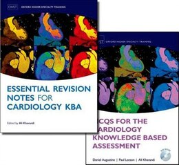 Book MCQs for the Cardiology Knowledge Based Assessment and Essential Revision Notes for the Cardiology… by Daniel Augustine