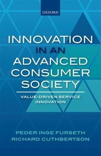 Book Innovation in an Advanced Consumer Society by Peder Inge Furseth
