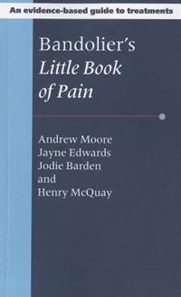 Book Bandoliers Little Book of Pain by Andrew Moore