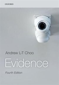 Book Evidence by Andrew Choo