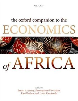 Book The Oxford Companion to the Economics of Africa by Ernest Aryeetey