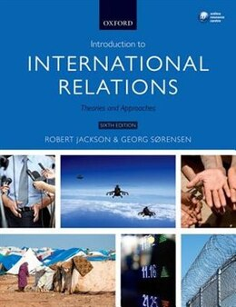 Book Introduction to International Relations: Theories and Approaches by Robert Jackson