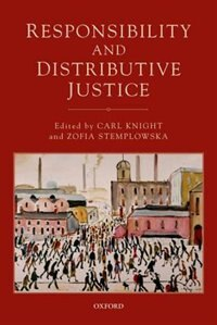 Book Responsibility and Distributive Justice by Carl Knight