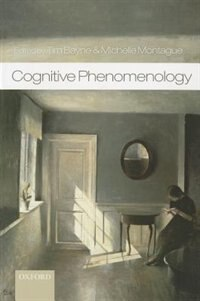 Book Cognitive Phenomenology by Tim Bayne