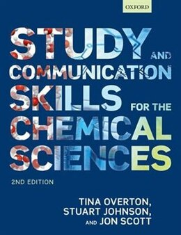 Book Study and Communication Skills for the Chemical Sciences by Tina Overton