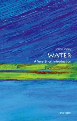Book Water: A Very Short Introduction by John Finney