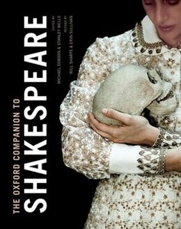 Book The Oxford Companion to Shakespeare by Michael Dobson