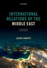 Book International Relations of the Middle East by Louise Fawcett