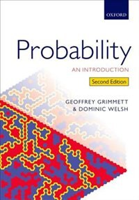 Book Probability: An Introduction by Geoffrey Grimmett