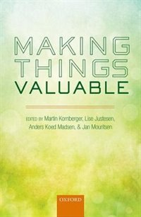 Book Making Things Valuable by Martin Kornberger