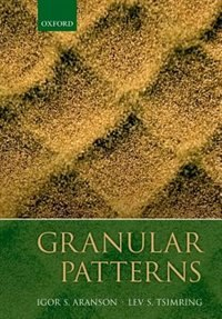Book Granular Patterns by Igor Aranson