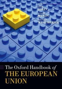 Book The Oxford Handbook of the European Union by Erik Jones