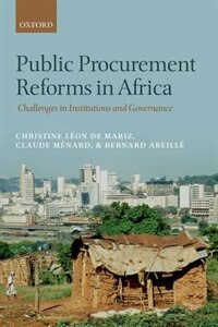 Book Public Procurement Reforms in Africa: Challenges in Institutions and Governance by Christine Leon de Mariz
