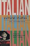 Book Italian Cultural Studies: An Introduction by David Forgacs
