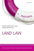 Questions and Answers Land Law: Law Revision and Study Guide
