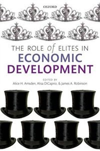 Book The Role of Elites in Economic Development by Alice H. Amsden