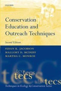 Book Conservation Education and Outreach Techniques by Susan K. Jacobson