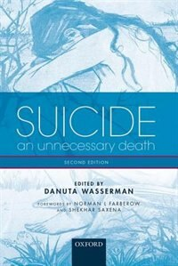 Book Suicide: An unnecessary death by Danuta Wasserman