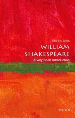 Book William Shakespeare: A Very Short Introduction by Stanley Wells