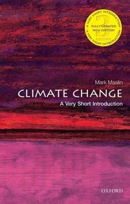 Book Climate Change: A Very Short Introduction by Mark Maslin