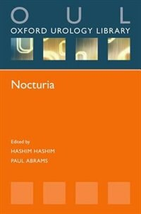 Book Nocturia by Hashim Hashim