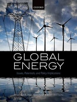 Book Global Energy: Issues, Potentials, and Policy Implications by Paul Ekins