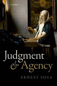 Book Judgment and Agency by Ernest Sosa