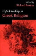 Book Oxford Readings in Greek Religion by Richard Buxton
